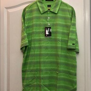 Nike Fit Dry Tiger Woods Golf Polo